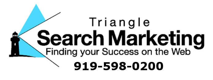 Triangle Search Marketing - Finding your Success on the Web